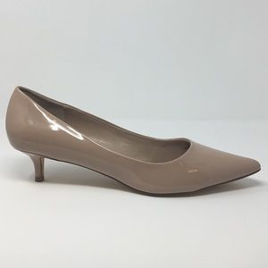 Charles By Charles David Nude Dare Pump Size 13